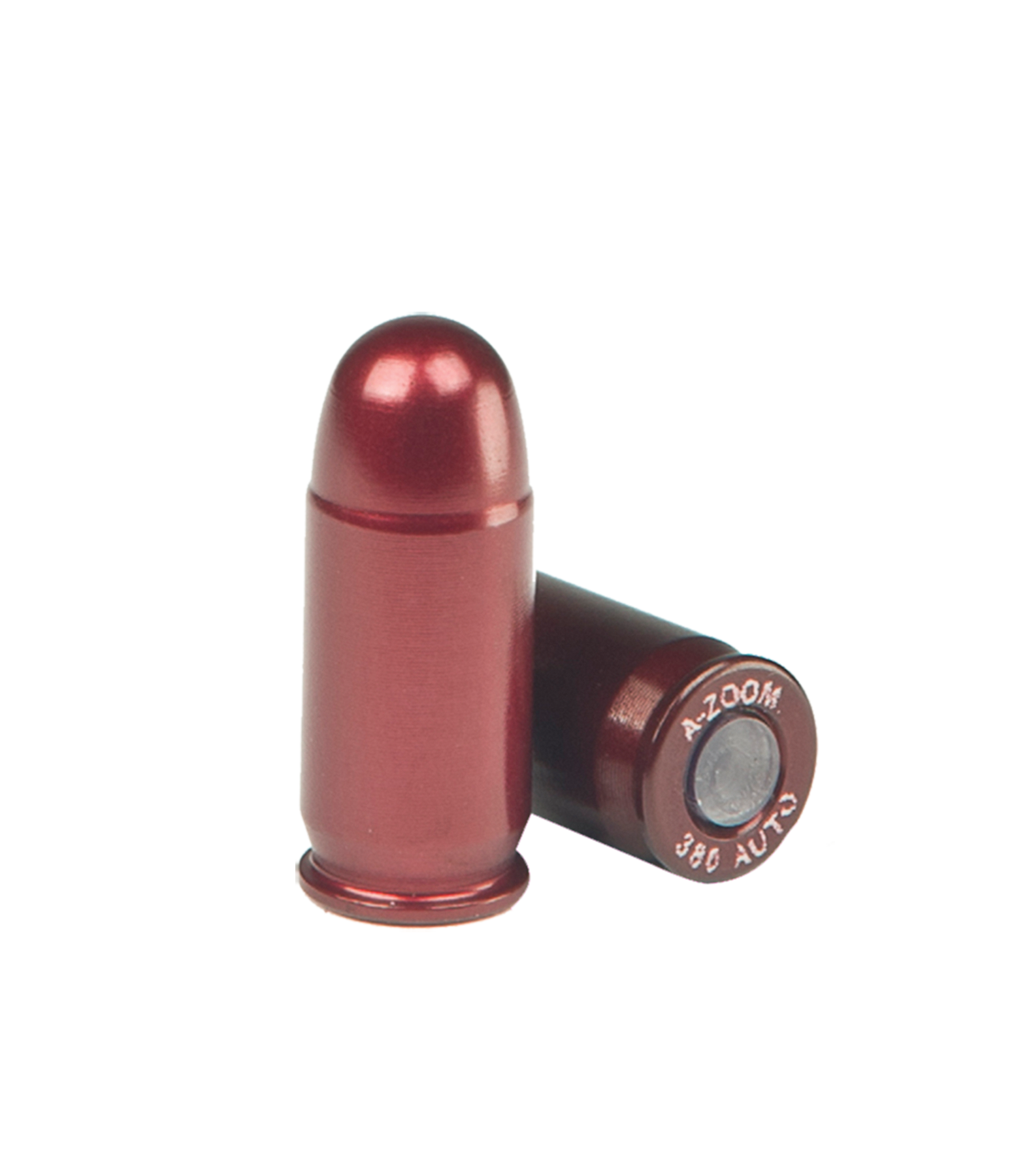 A-Zoom 15113 Snap Caps Handgun Rounds 380 ACP Aluminum 5