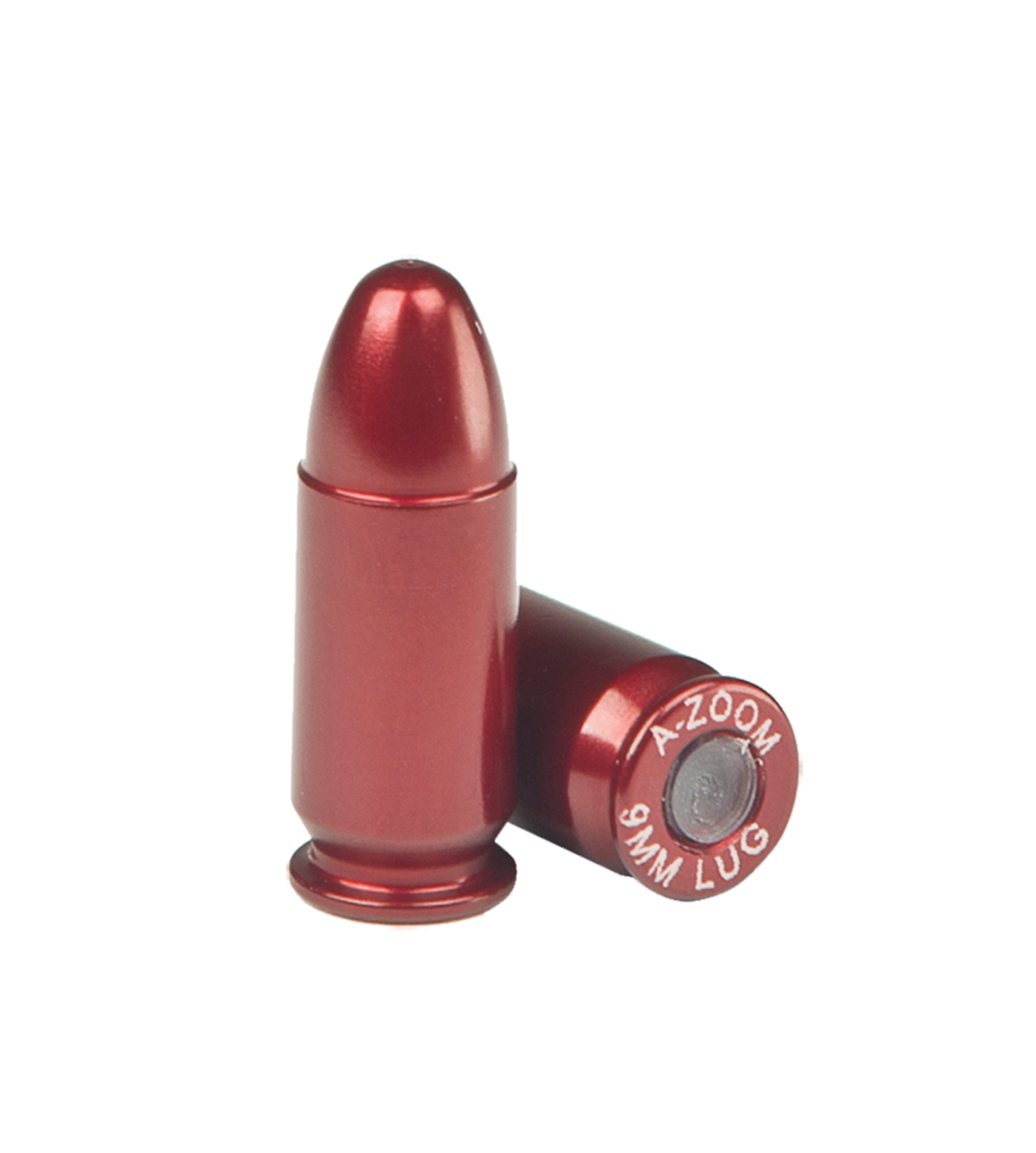 A-Zoom 15116 Snap Caps Handgun Rounds 9mm Aluminum 5