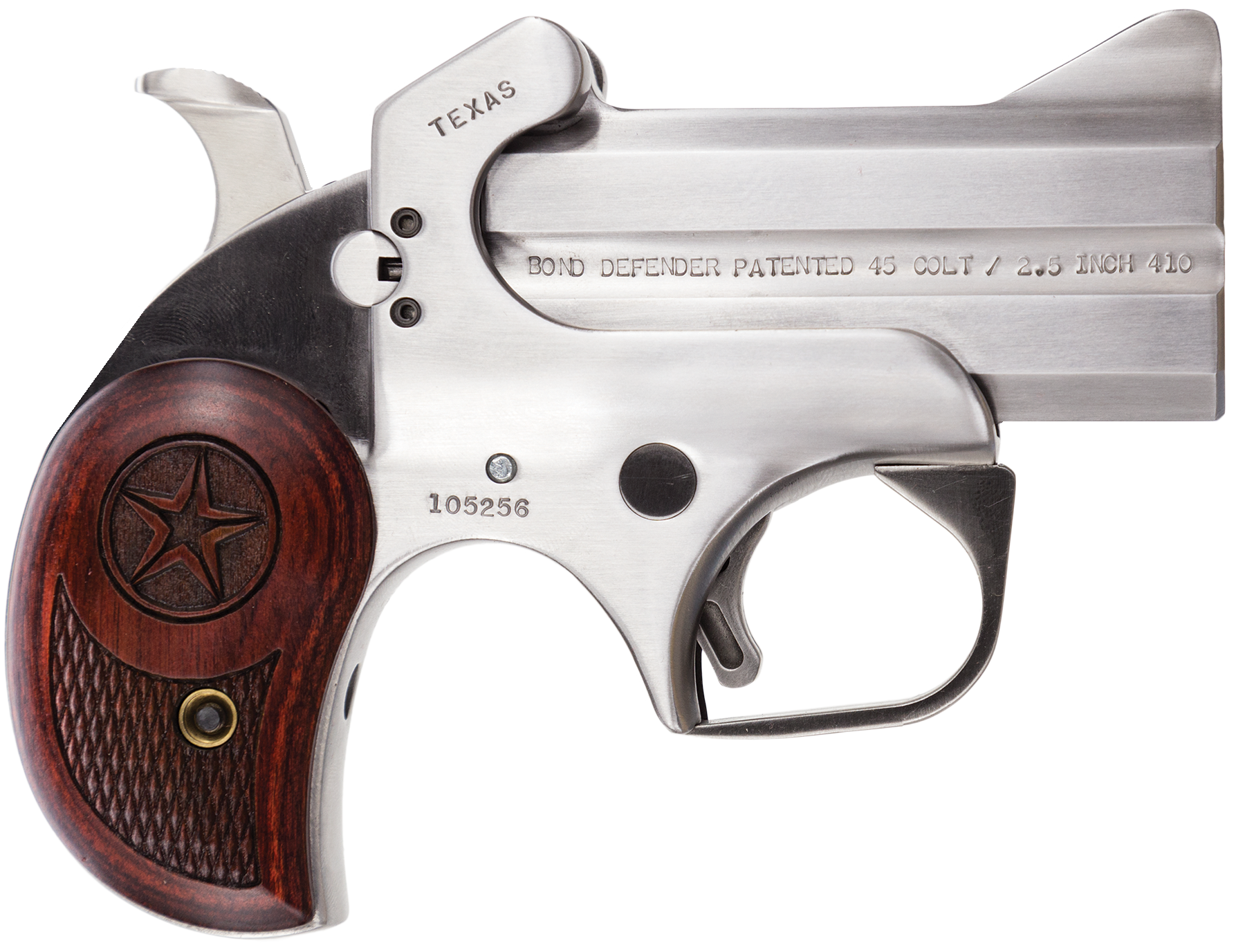 Bond Arms BATD9MM Texas Defender 9mm 3