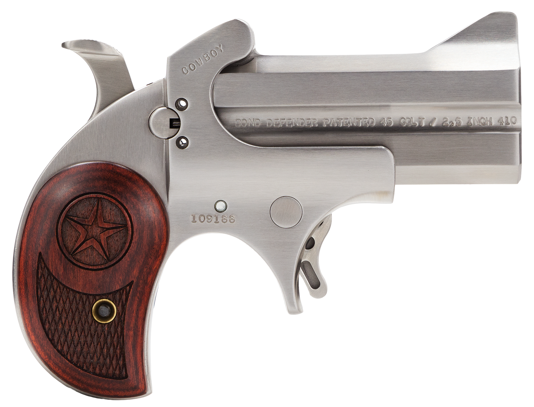 Bond Arms BACD Cowboy Defender 45 Colt 3