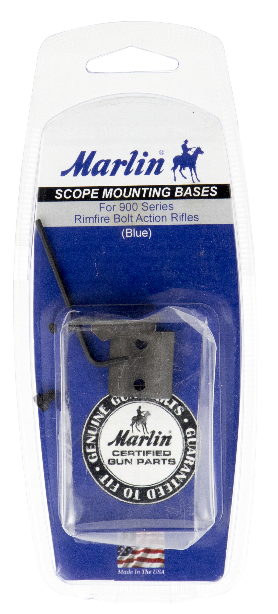 Marlin Firearms Co Model 60 Parts Schematic Further 795 Diagram 707146 Scope Mount For 900 2 Piece Style Blued Finish