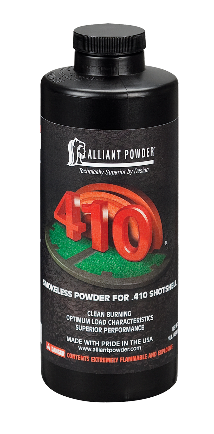 Alliant 150666 410 Target Shotshell Powder 1lb 1 Canister