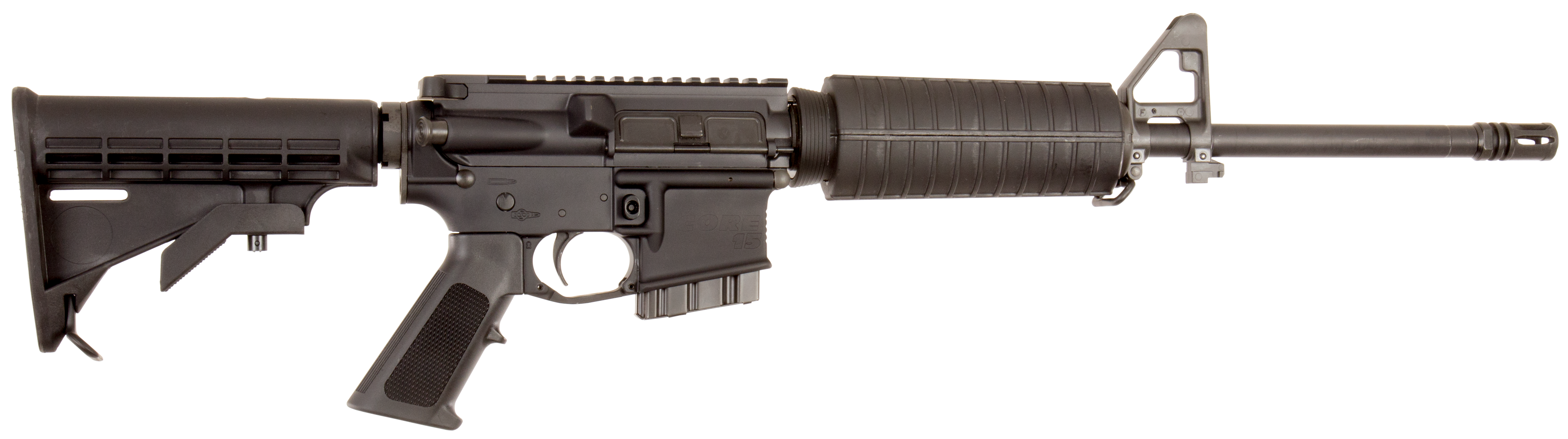 Core 15 Rifle Systems 100425CA Scout M4 *CA Compliant* Semi-Automatic 223 Remington/5.56 NATO 16