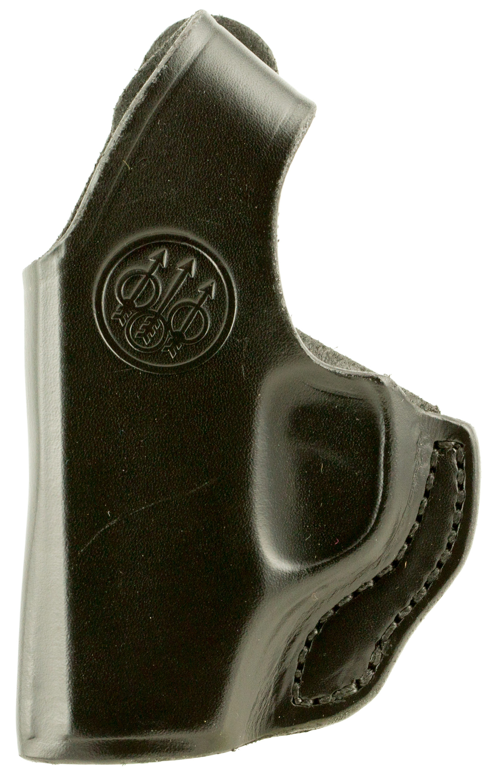 Beretta USA P027BBY2Z0 Quick Snap Fits Beretta Pico Leather Black