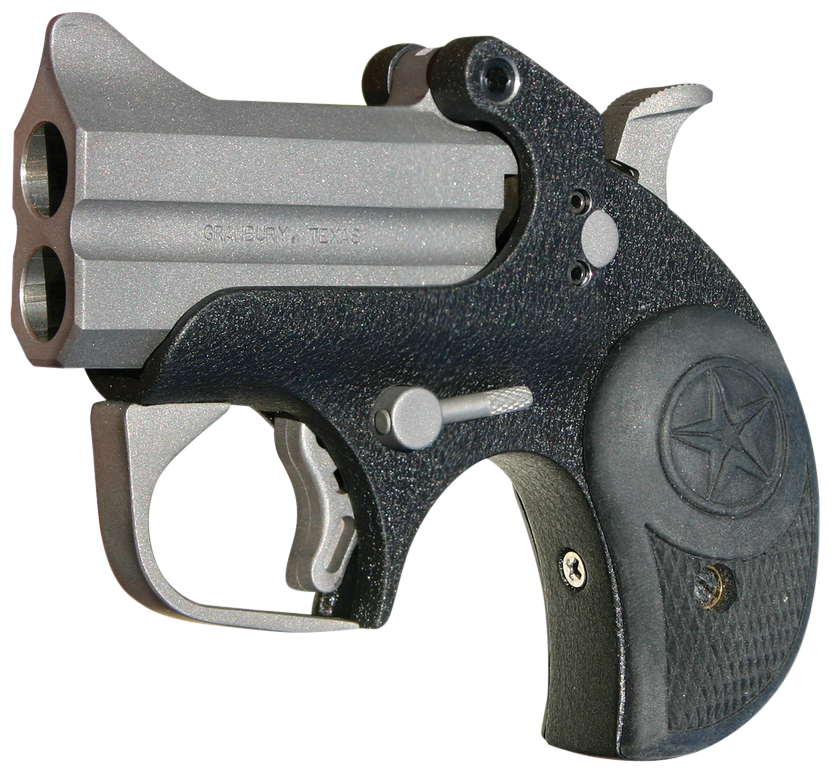 Bond Arms CABU CA Backup *CA Compliant* Derringer Single 9mm 2.5