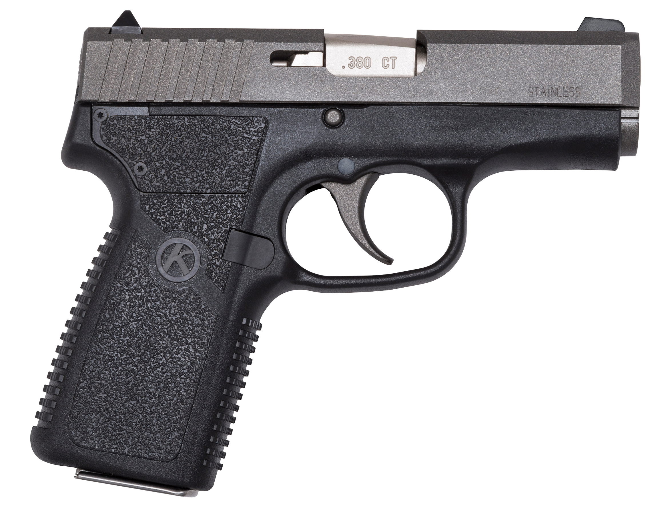 Kahr Arms CT3833TU CT380 Tungsten Single/Double 380 Automatic Colt Pistol 3