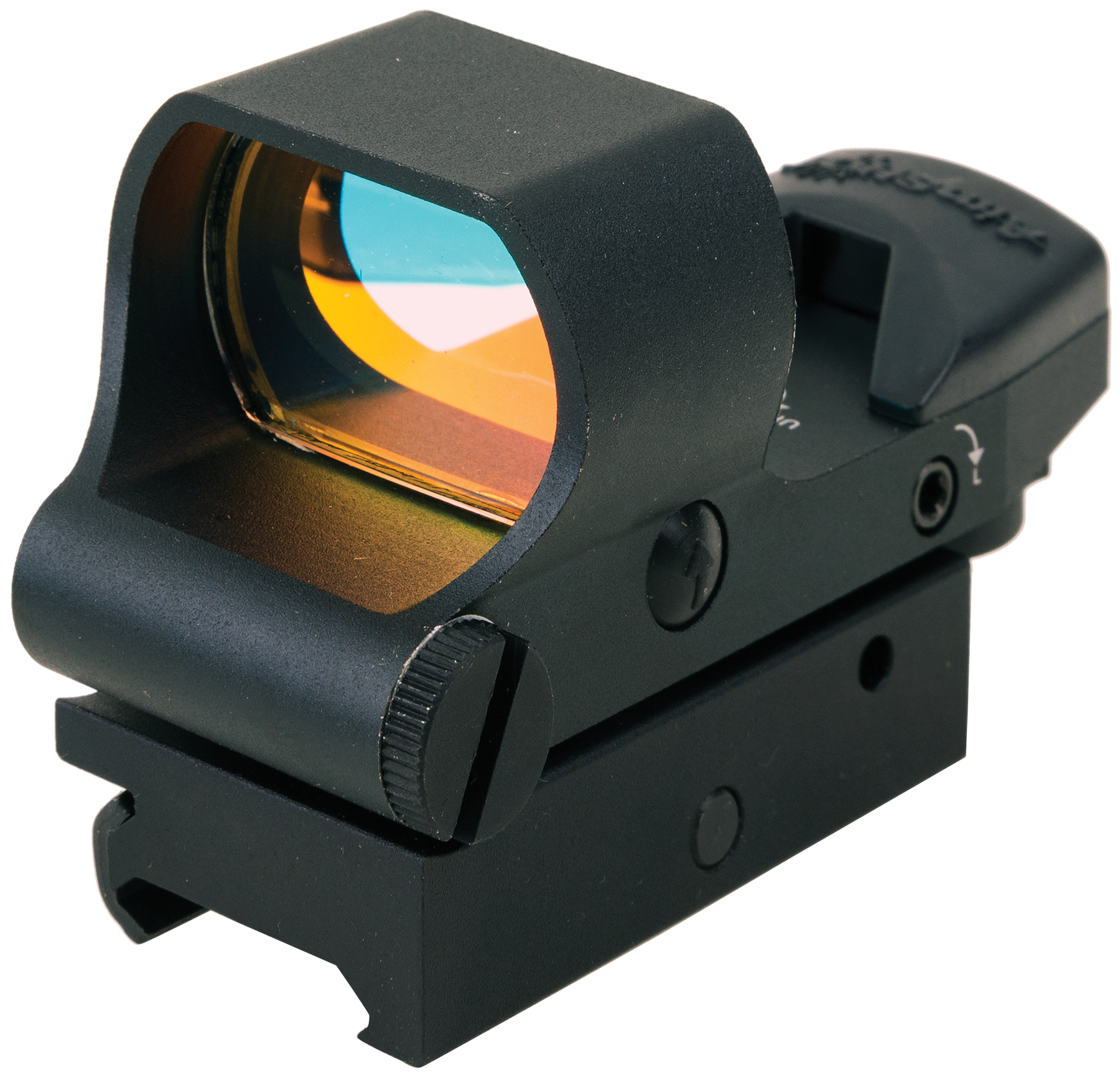Aimshot HGD2 Osprey Holographic 1x 34mm Obj Unlimited Eye Relief 3/5/8/12 MOA