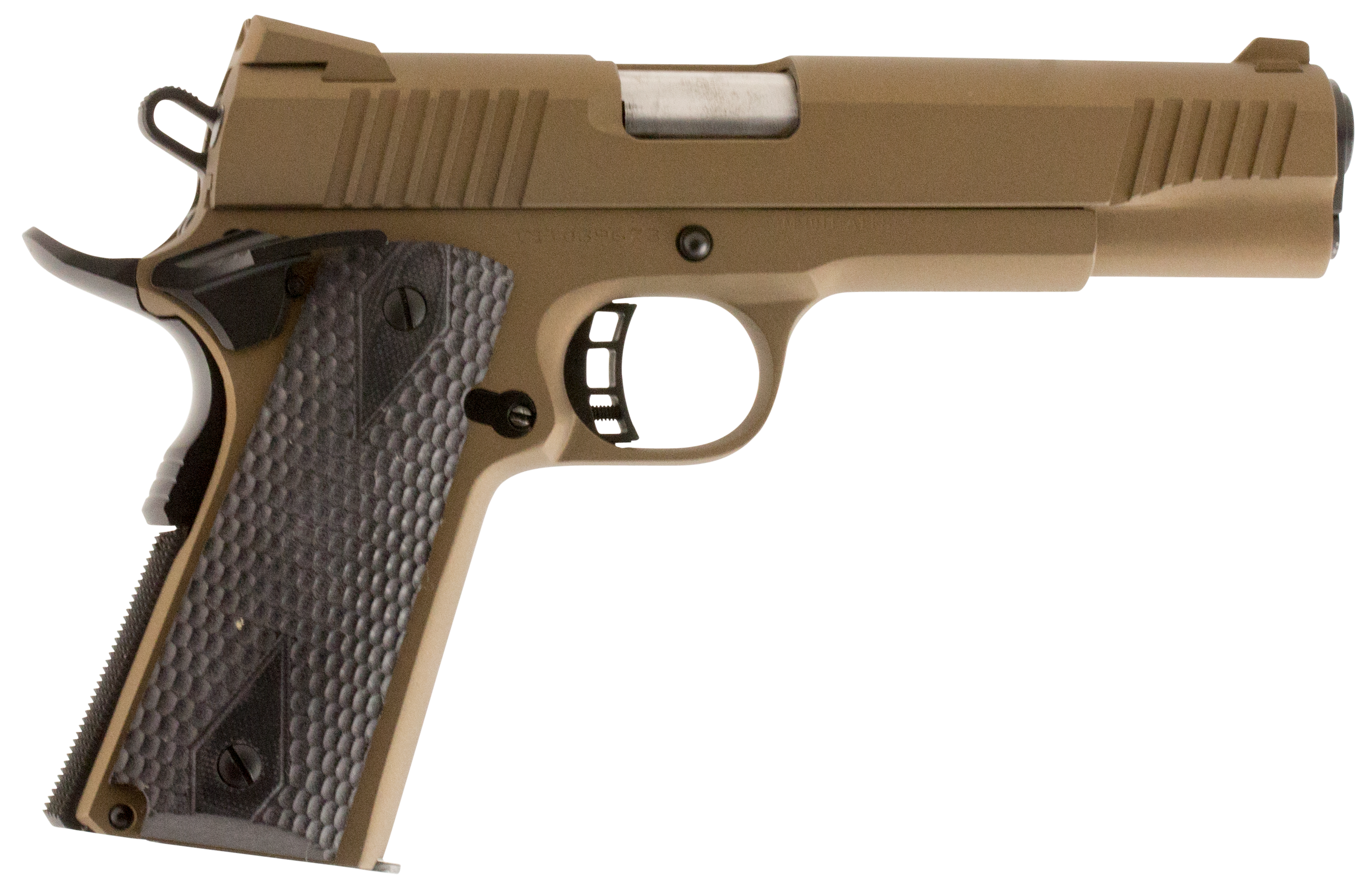 Citadel C9MMFS148H00 M-1911 Government Full Size SAO 9mm 5