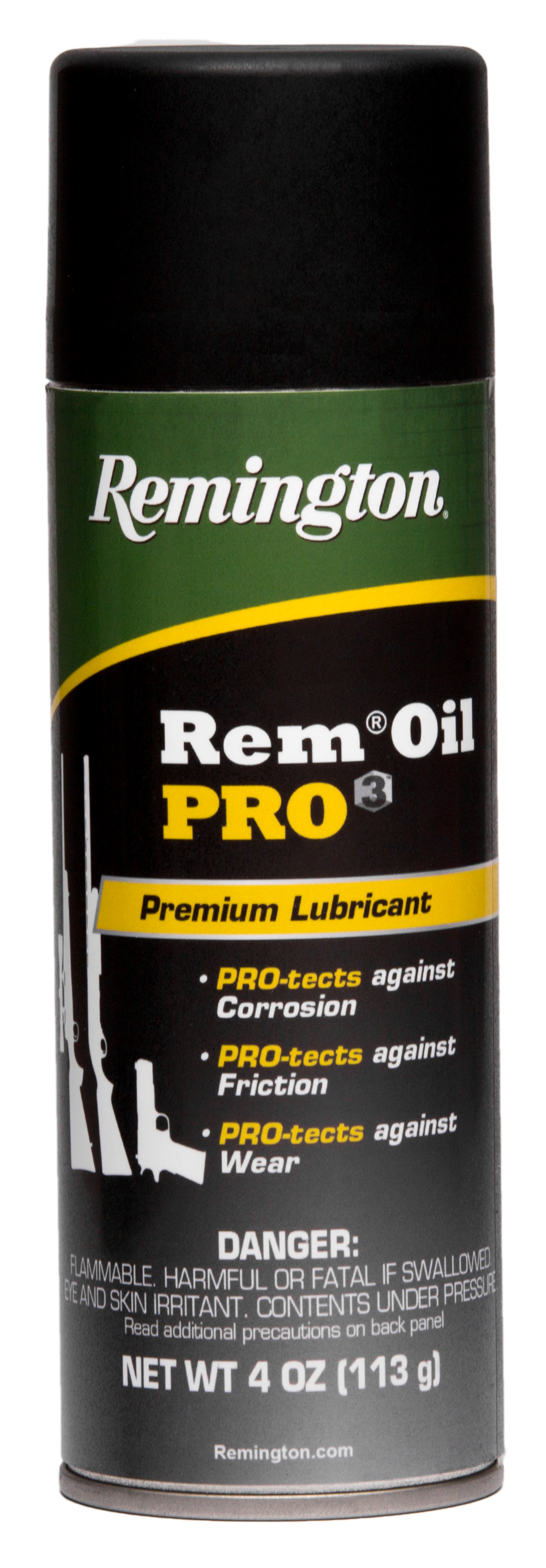 Remington Accessories 18918 Rem Oil Pro3 Lubricant/Protectant 4 oz