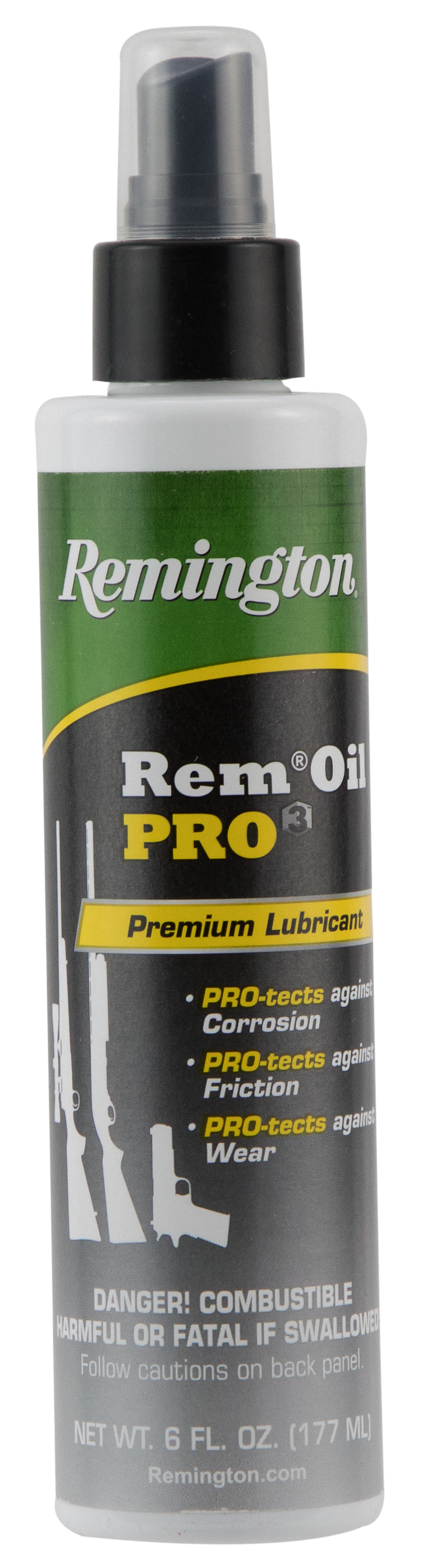 Remington Accessories 18920 Rem Oil Pro3 Lubricant/Protectant 6 oz