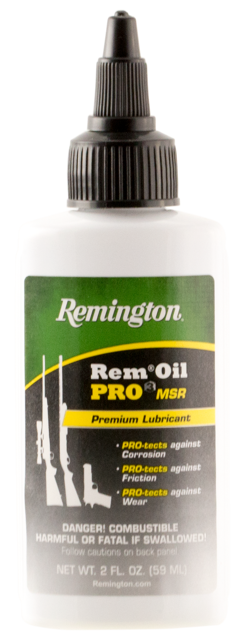 Remington Accessories 18917 Rem Oil Pro3 MSR Lubricant/Protectant 2 oz