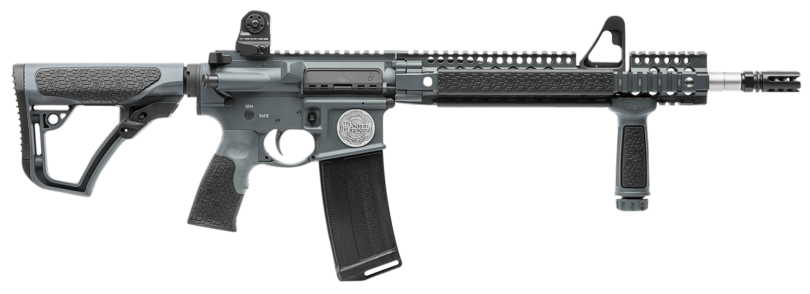 Daniel Defense  DDM4 V1 15th Anniversary Semi-Automatic 223 Remington/5.56 NATO 14.5