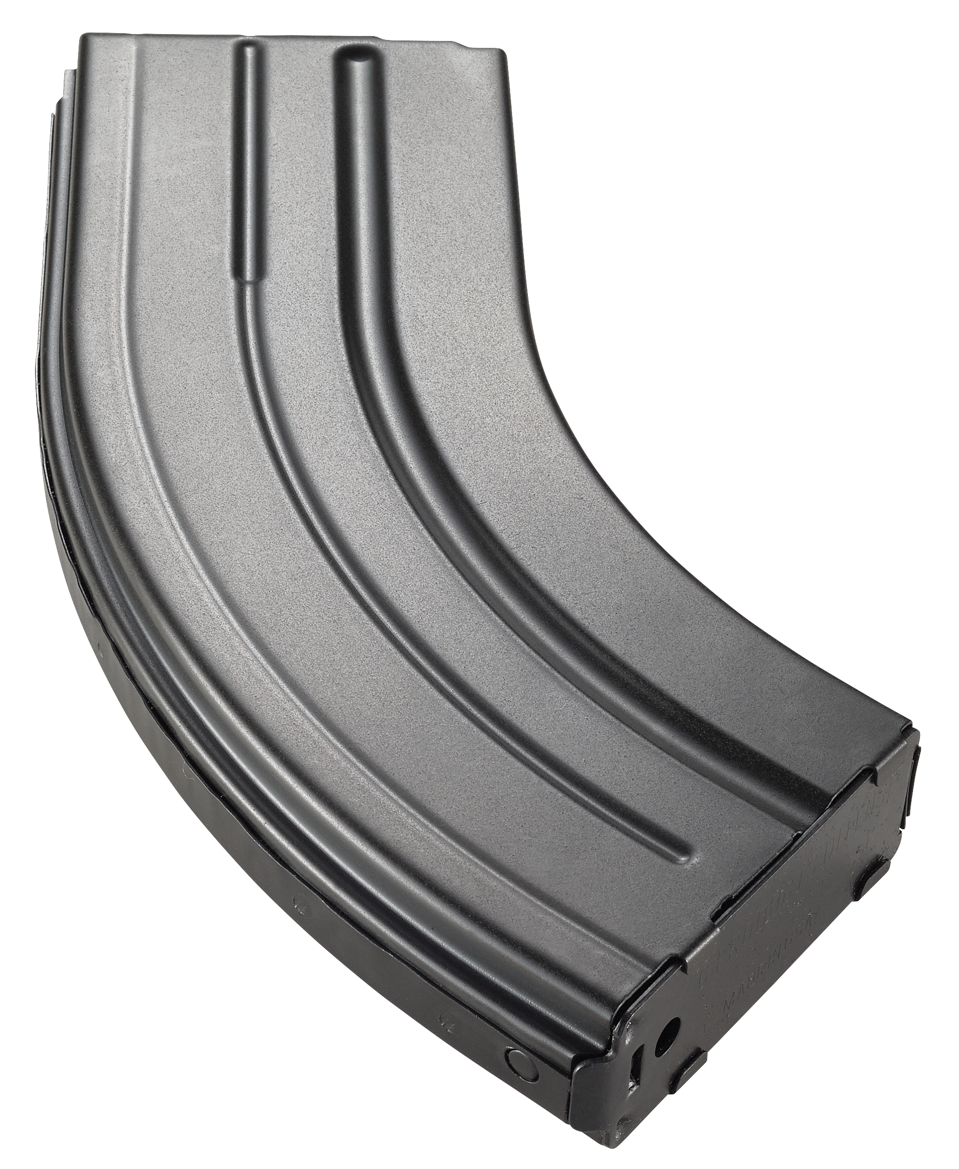 C Products Defense Inc 3062041205CP AR-15 7.62x39mm 30 rd Stainless Steel Black Finish