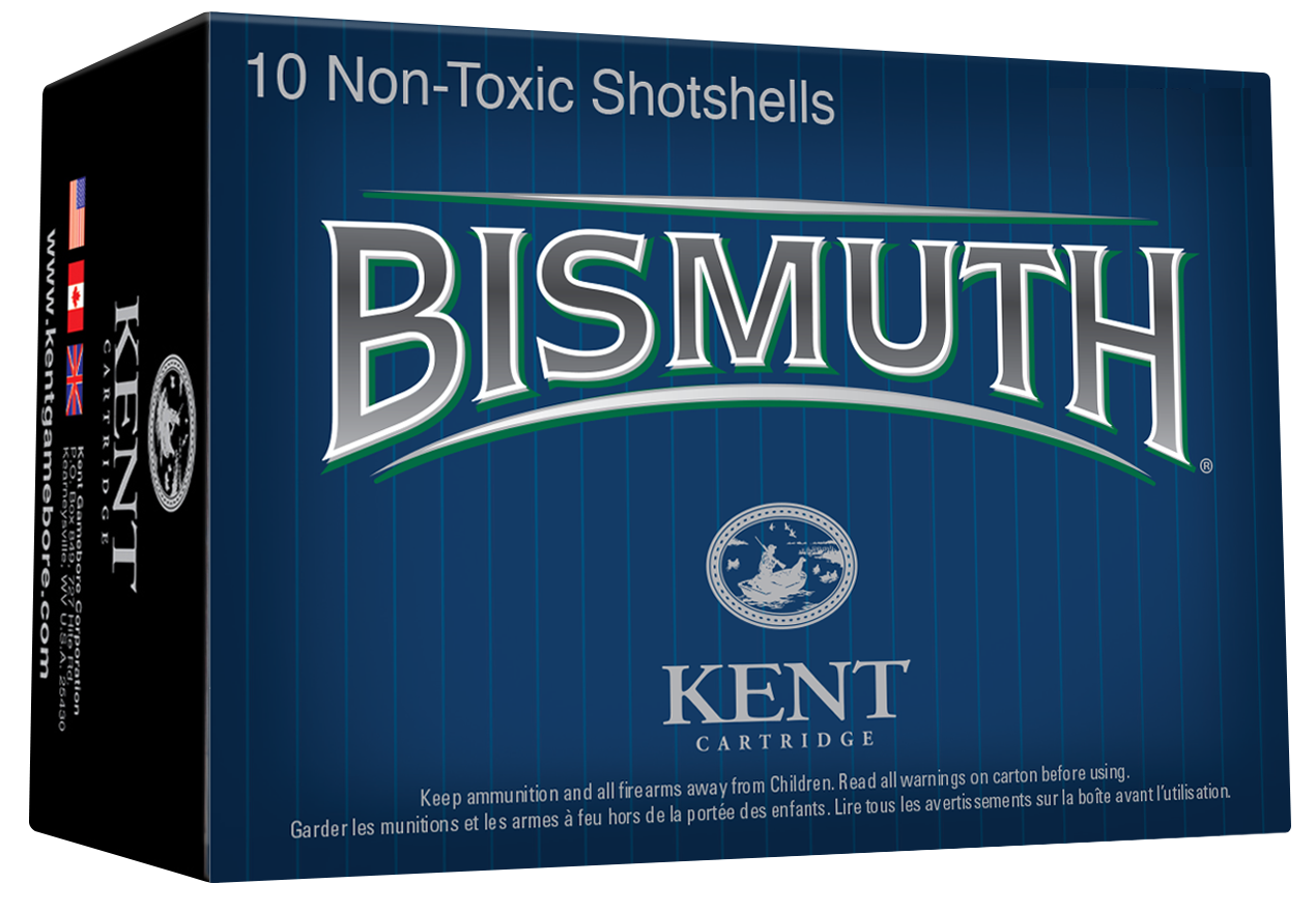 Kent Cartridge  Bismuth Waterfowl 12 Ga 2.75