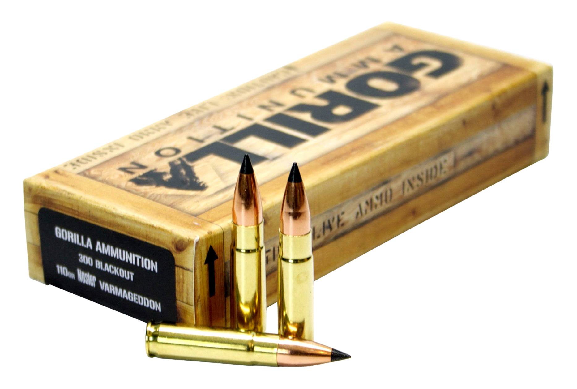 centerfire rifle rounds