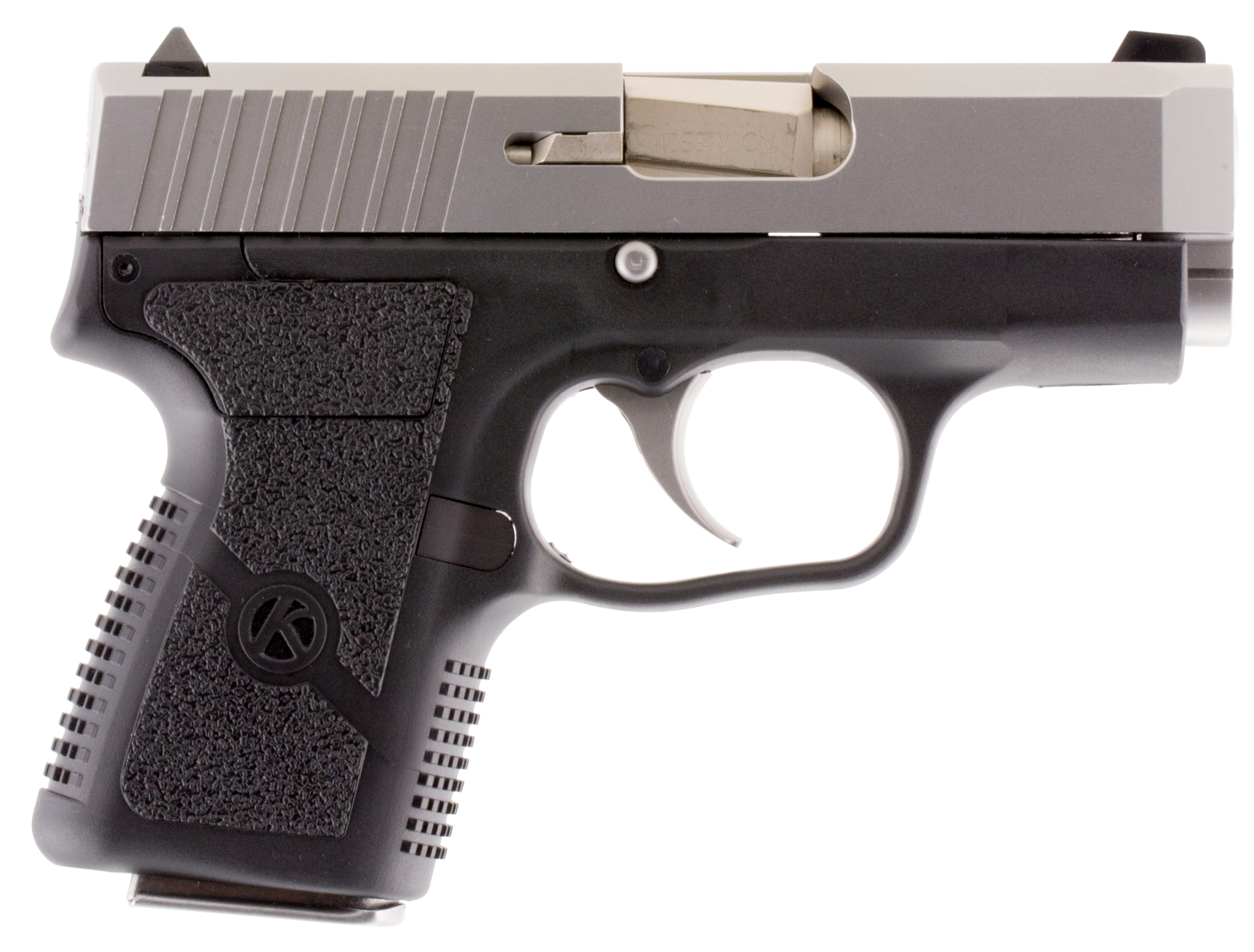 Kahr Arms CM4043LM CM40 Polymer Single/Double 40 Smith & Wesson 3.1