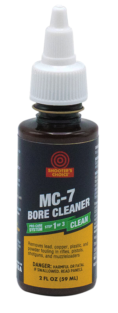 Shooters Choice MC702 MC 7 Bore Cleaner and Conditioner 2 oz