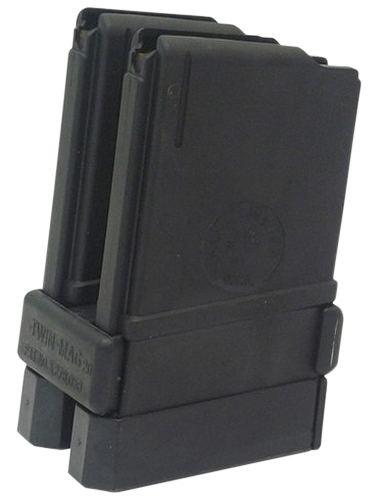 Thermold AR15/COMBO Mags with Coupler 223 Remington/5.56 NATO 2/20 rd Blk