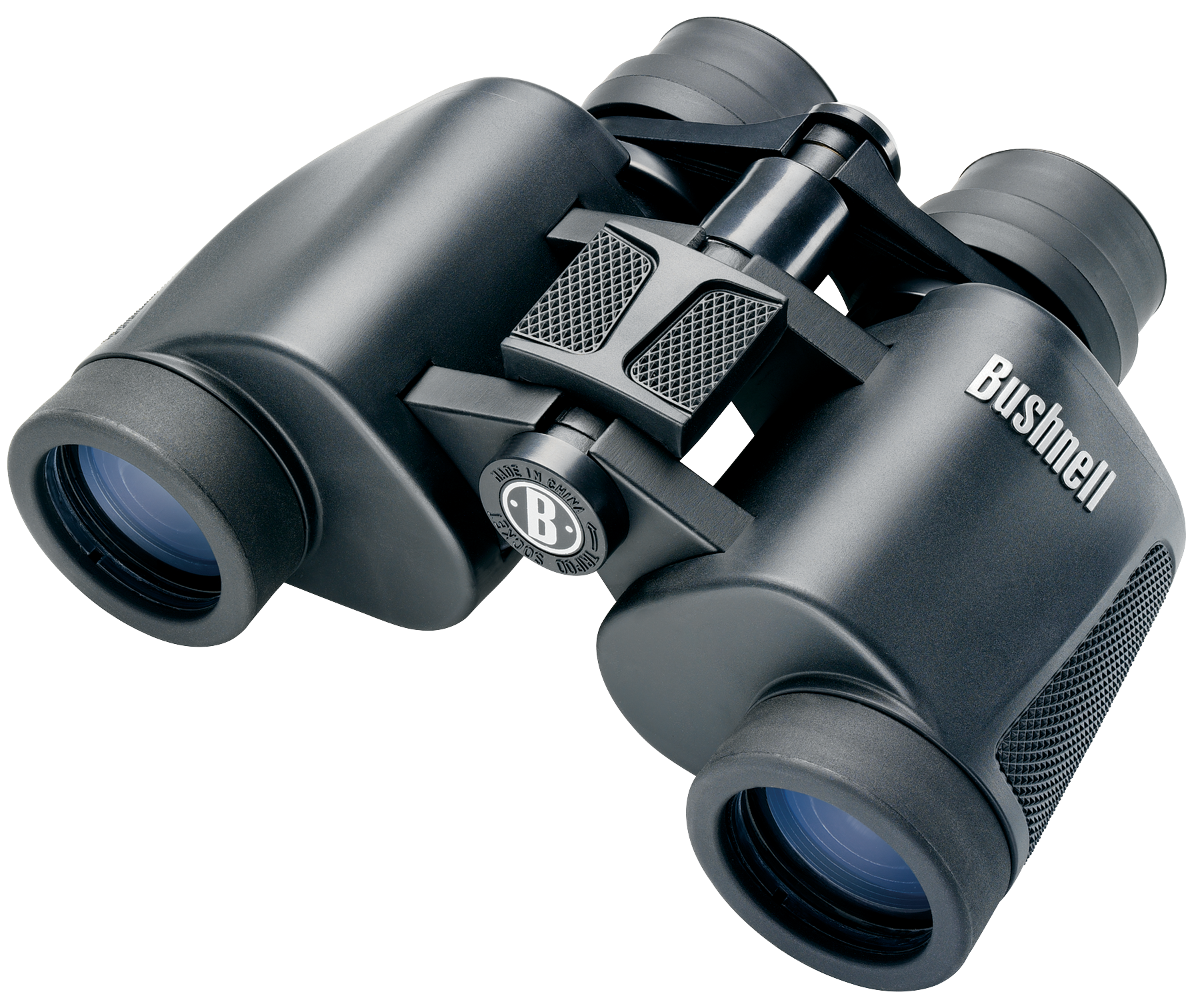 Bushnell 137307 Powerview 7x 35mm 487 ft @ 1000 yds FOV 10mm Eye Relief Black