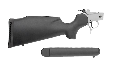 T/C Arms 08028770 G2 Contender Stainless Steel Black Black Synthetic