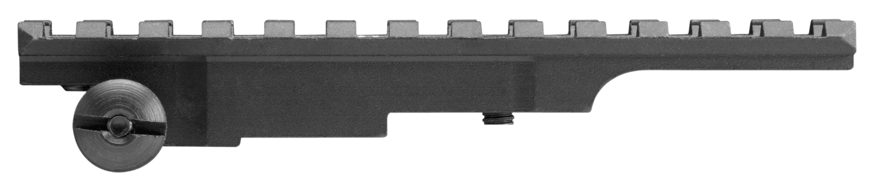 Aim Sports MT015 Scope Mount For Mauser 98 1-Piece Style Black Hard Coat Anodized Finish