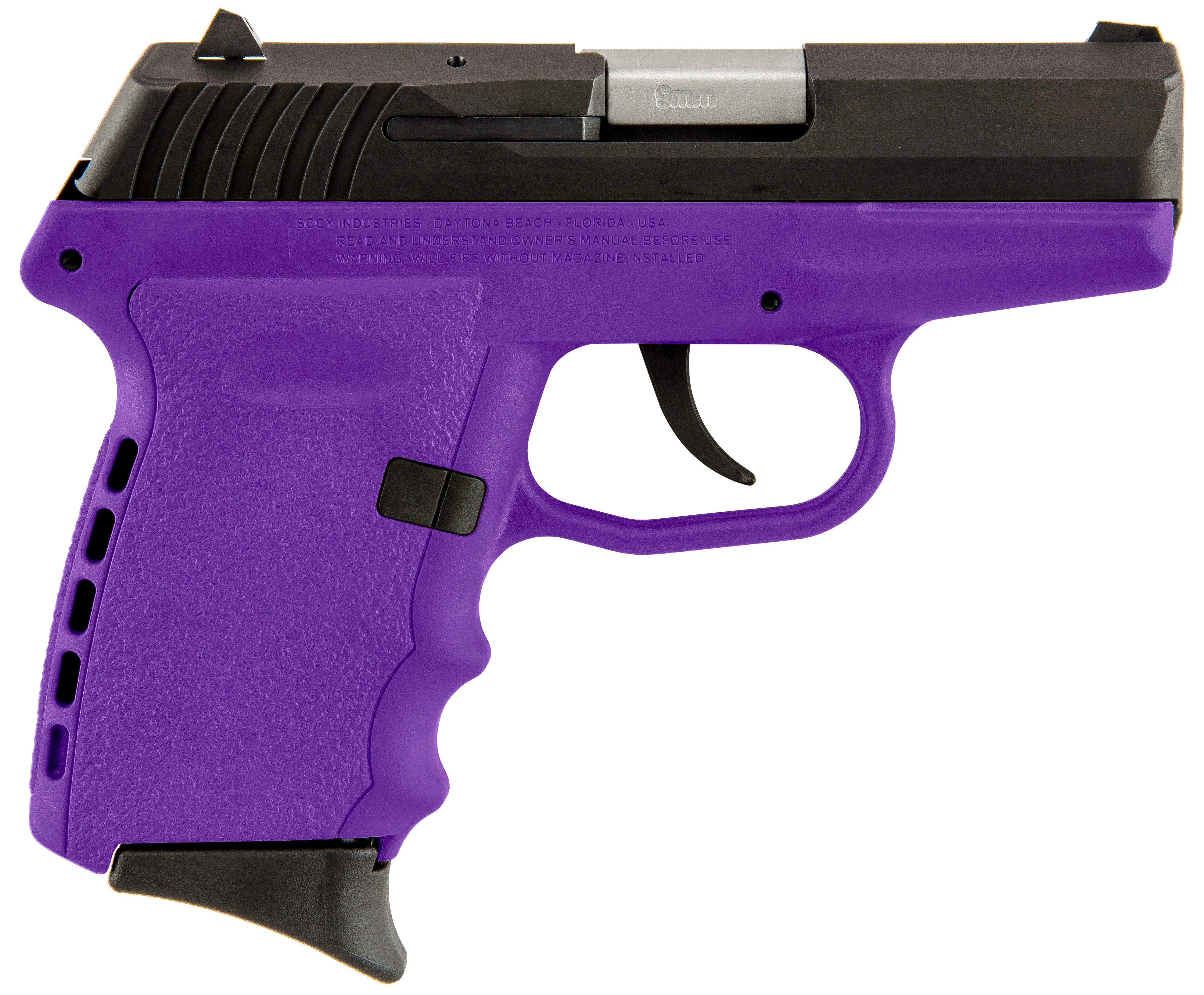 SCCY Industries CPX2CBPU CPX-2 Double 9mm 3.1
