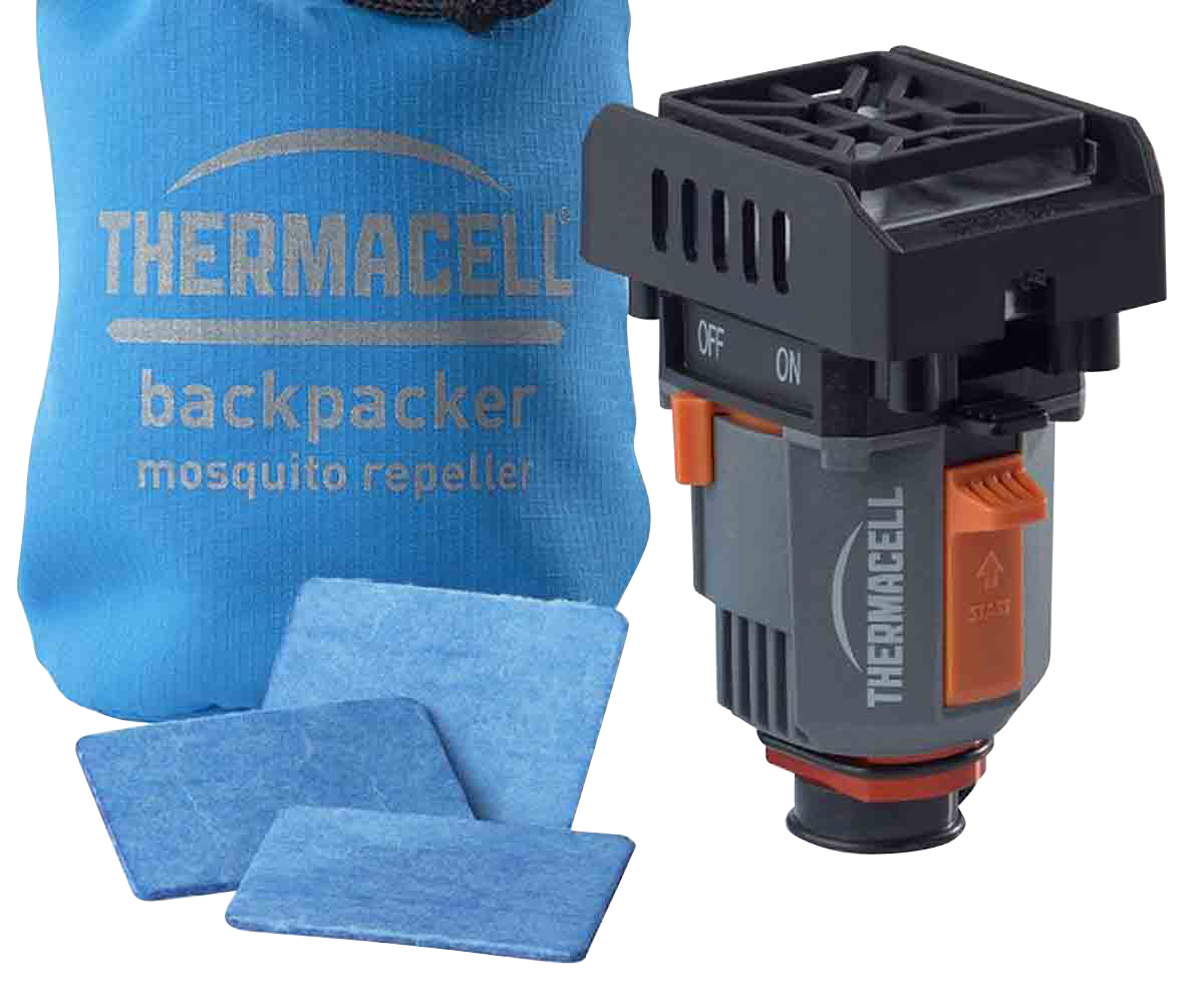 Thermacell MRBP Backpacker Insect Repeller Mosquito, Tick