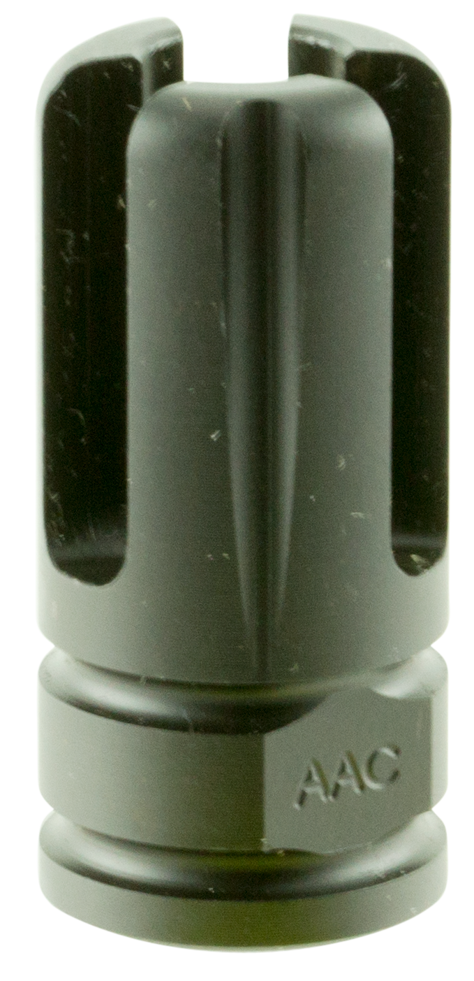 Advanced Armament 64740 Blackout Flash Hider Non-Silencer Mount 9mm Aerospace Alloy Standard