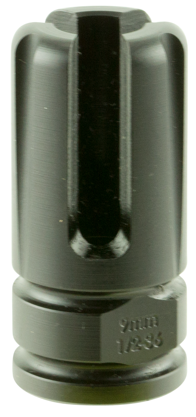 Advanced Armament 64741 Blackout Flash Hider Blackout 9mm Aerospace Alloy .75