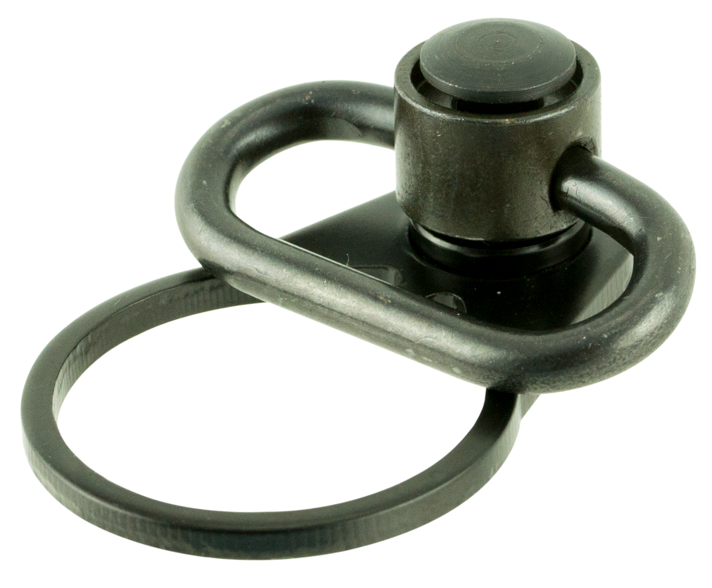 DMA SP04 Quick Detach Swivel Black Metal