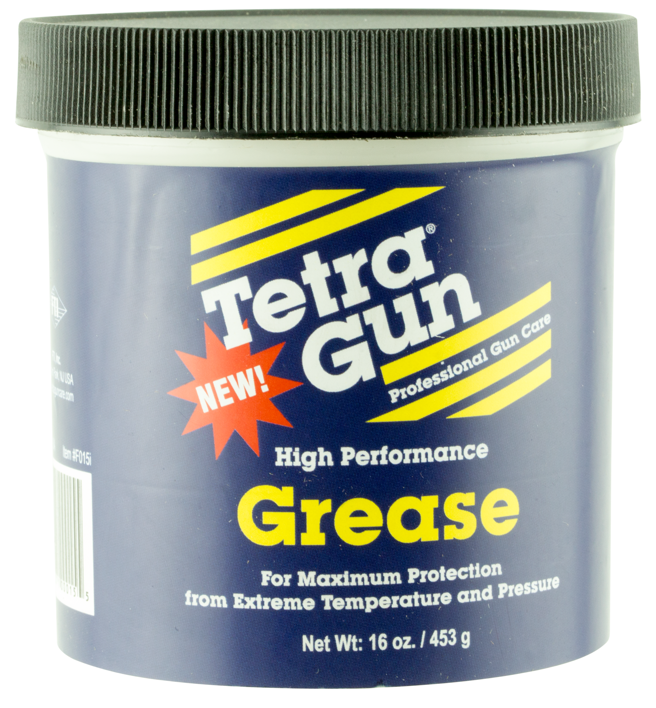 Tetra 015I Gun Cleaning Grease 16 oz