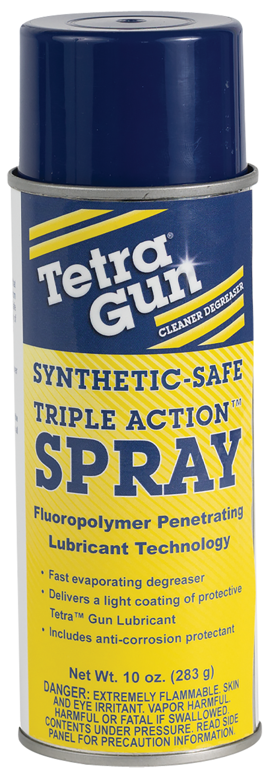 Tetra 203I Triple Action  Lubricant, and Protectant 10oz Can