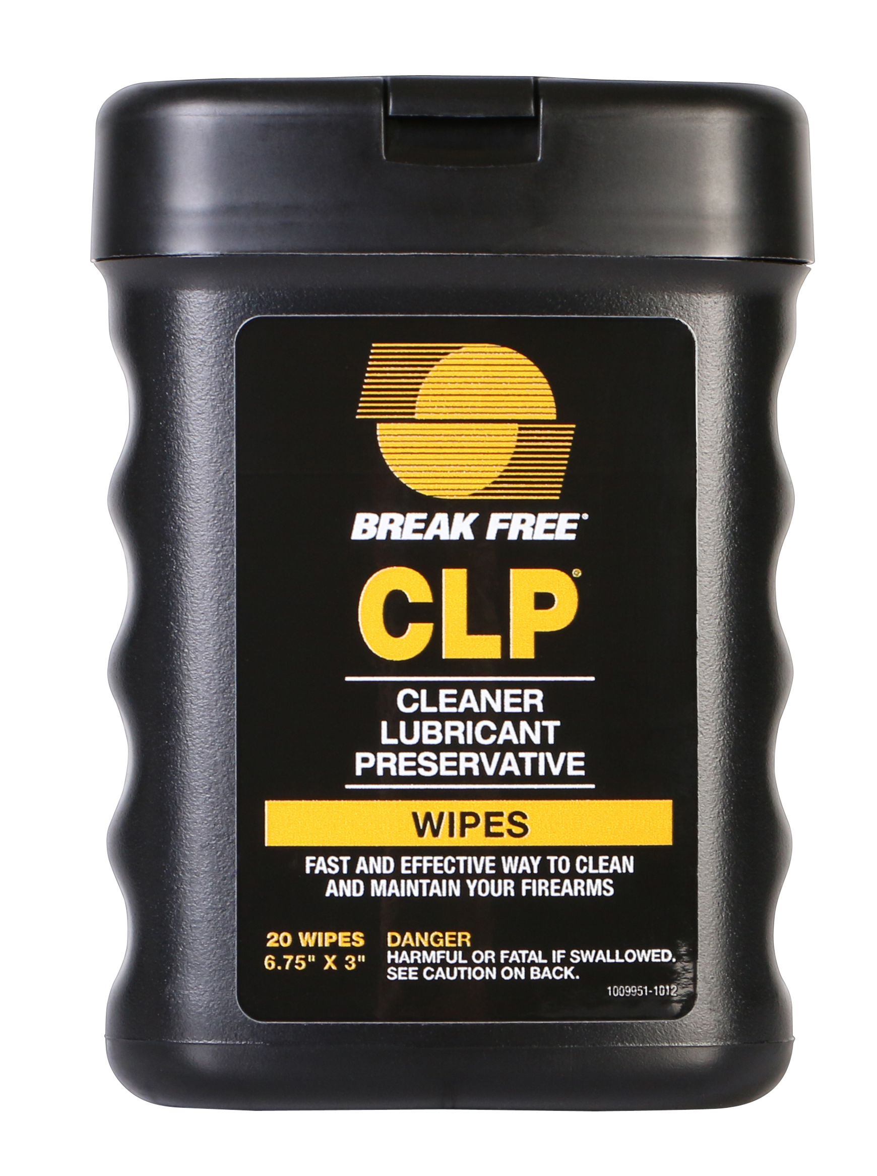 Break-Free BFIWW24 CLP Weapon Wipes Gun  6
