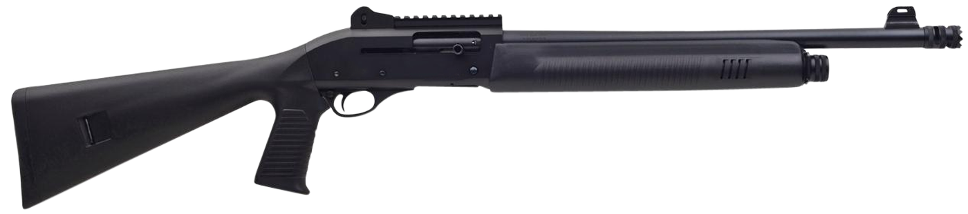 Charles Daly Chiappa 930116 600 Tactical Semi-Automatic 12 Gauge 18.5