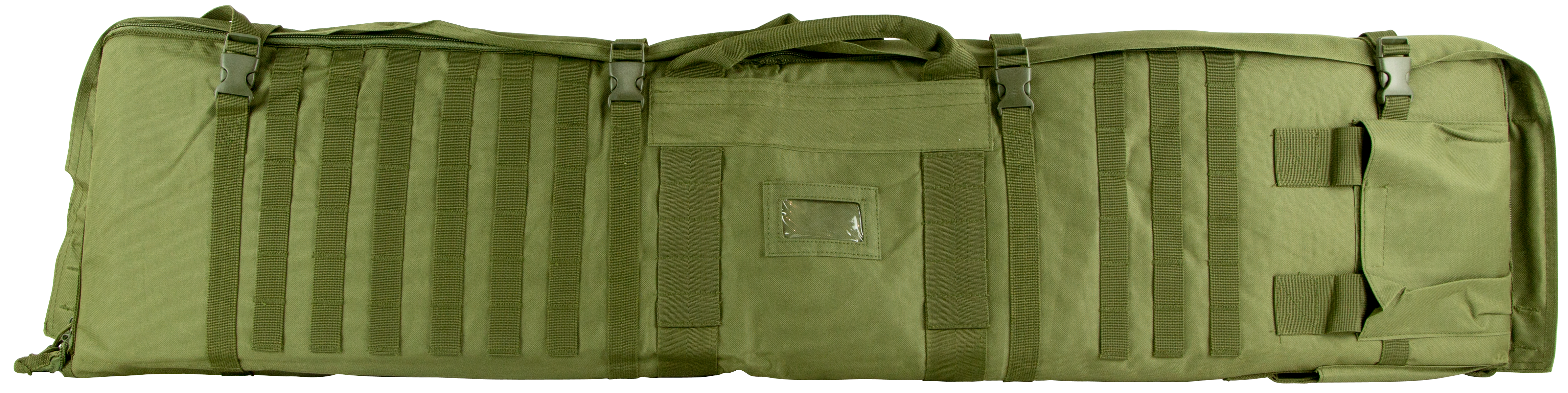 NCStar CTVL2913G Deluxe Rifle Case/Shooting Mat 48