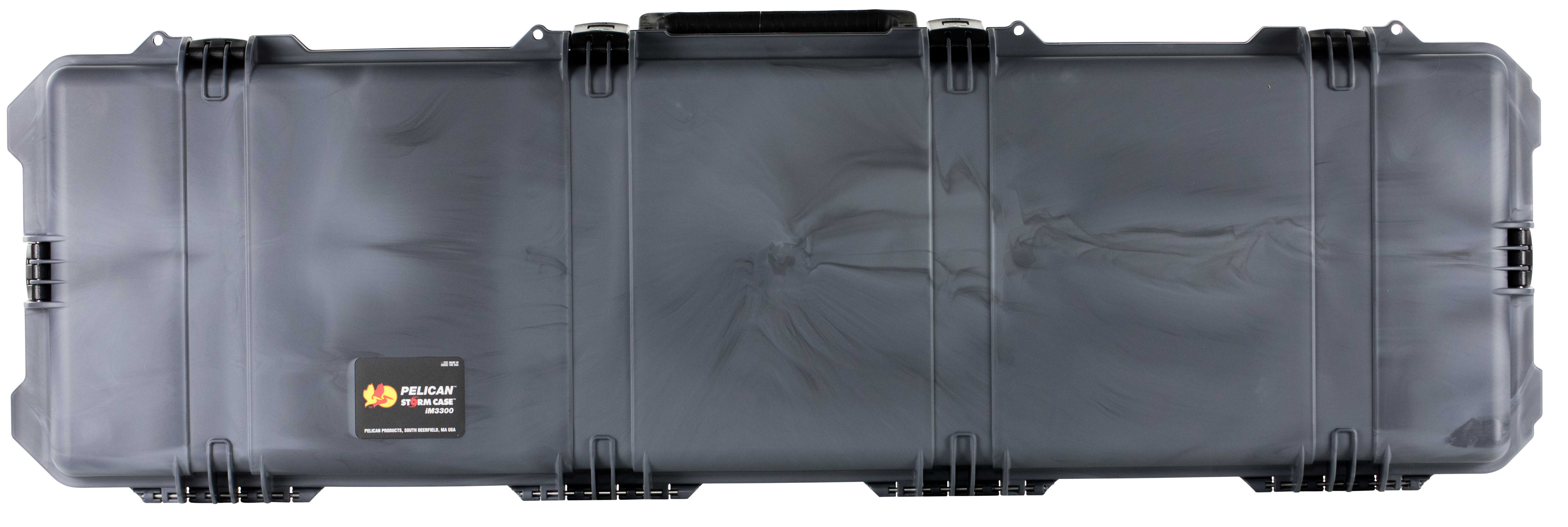Pelican  Storm Double Rifle Case Strong HPX Resin Smooth 53.8