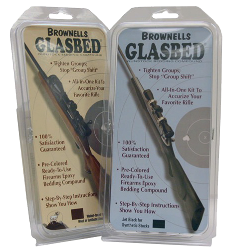 Brownells 081050100 Glasbed Kit Glasbed Kit 9 Piece