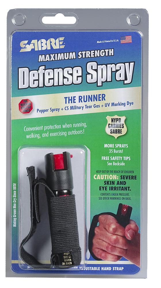 Sabre P22J Jogger Pepper Spray 4
