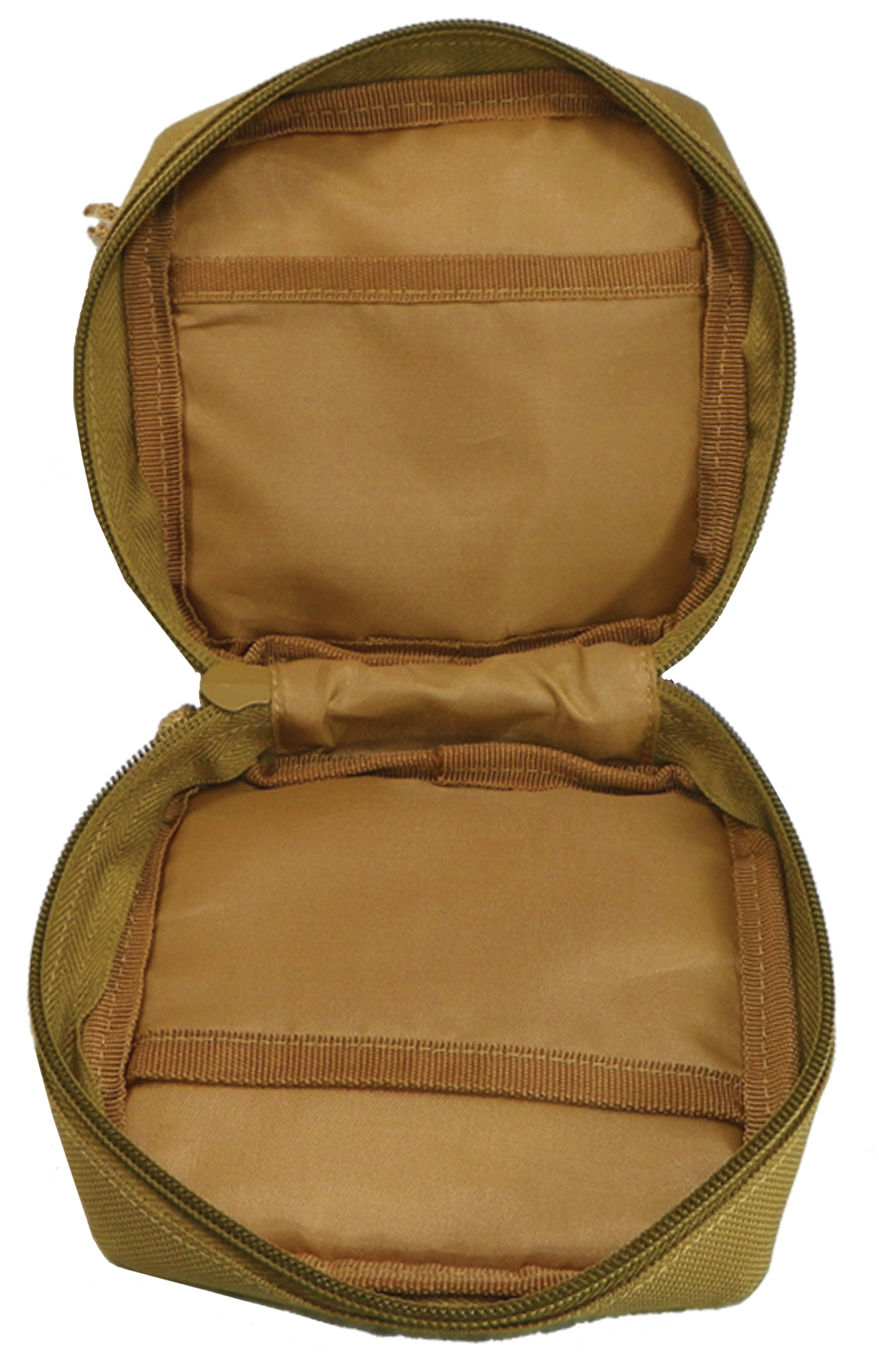 American Buffalo AB073T Universal MOLLE Pouch Coyote Tan 1000D Nylon