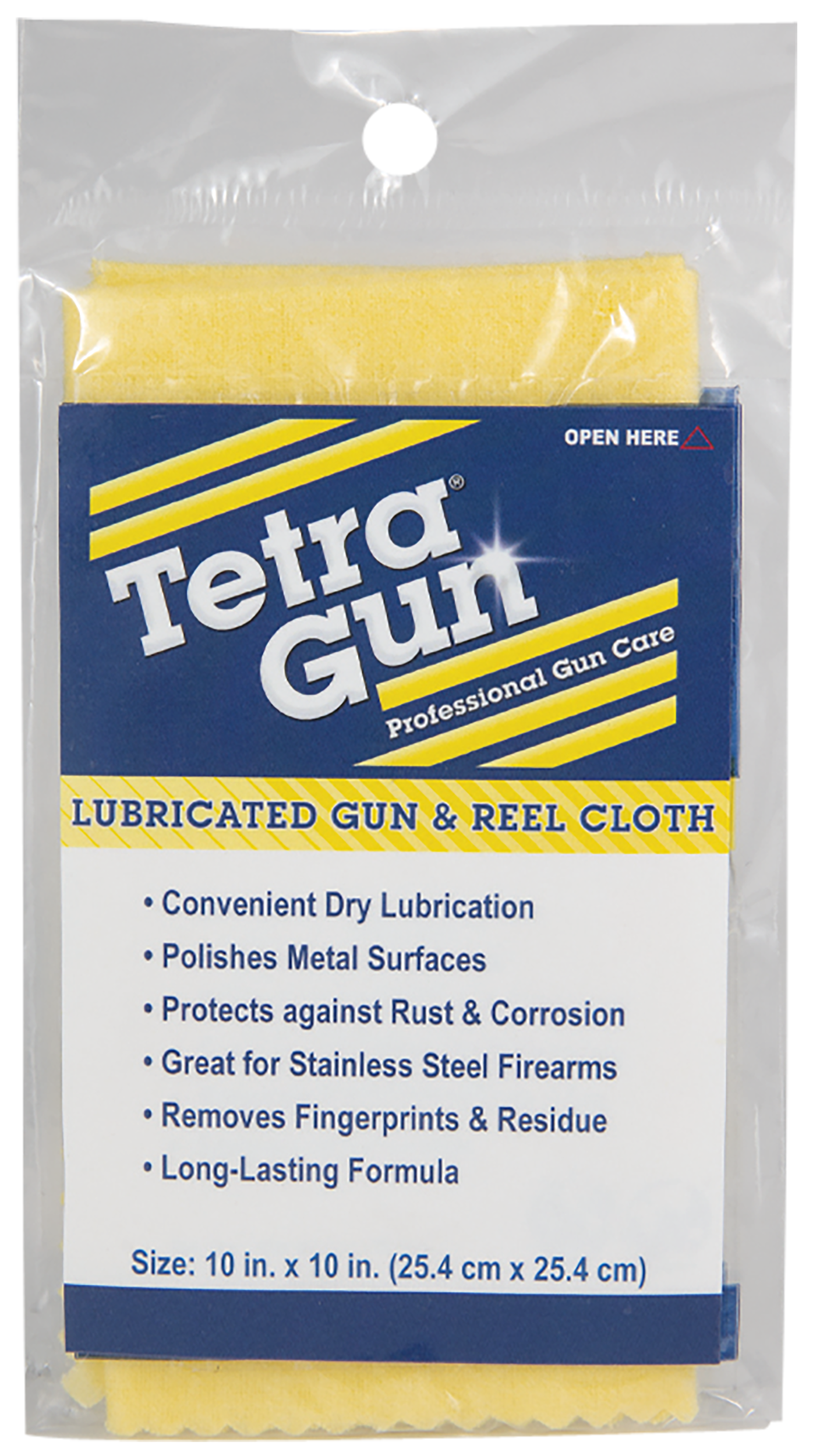 Tetra 320I Lubricating Gun and Reel Cleaning Cloth 10