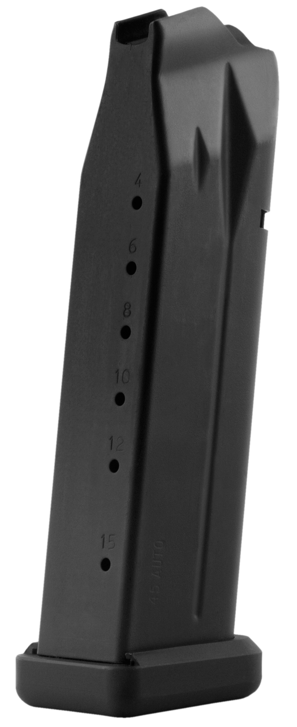 Remington Accessories 17828 1911 45 ACP 15 rd Black Finish