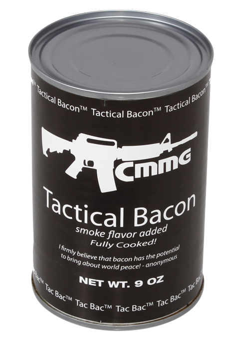 CMMG 13401AB Provisions Tactical Bacon Dehydrated/Freeze Dried Black/White