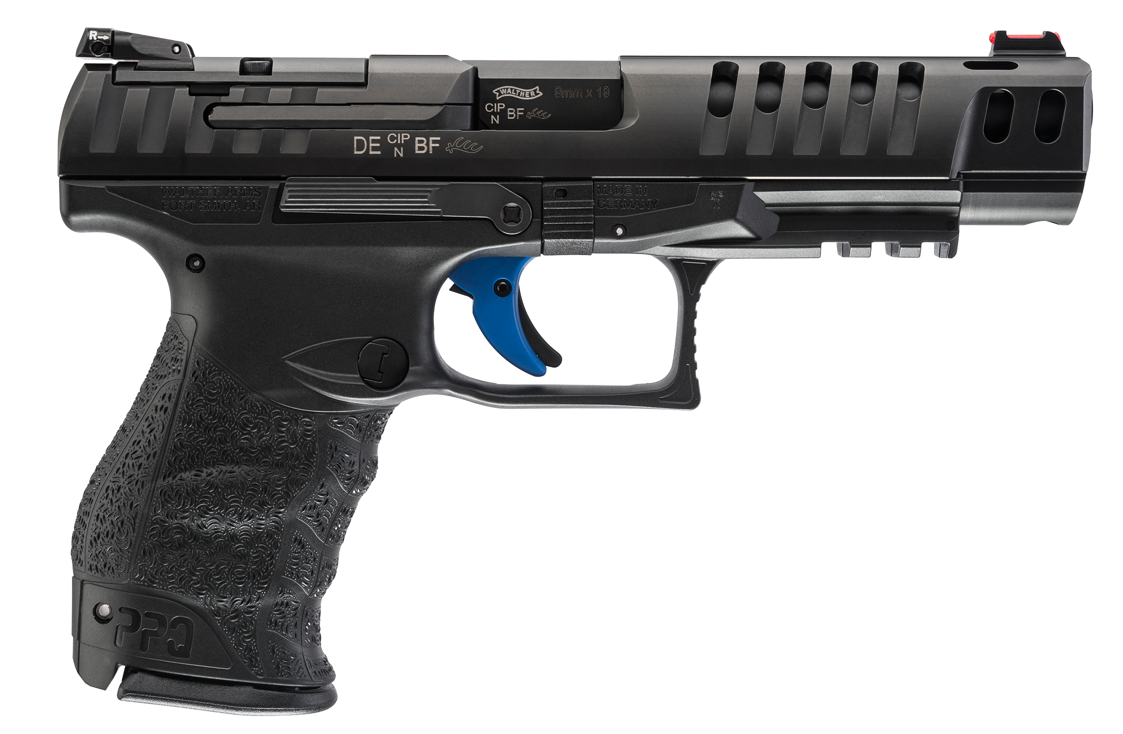 Walther Arms 2813335 Q5 Match DAO 9mm 5