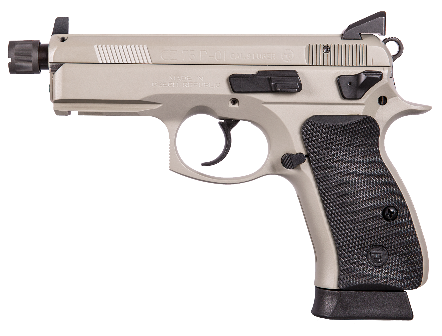 CZ 01299 P-01 Omega Single/Double 9mm 4.5