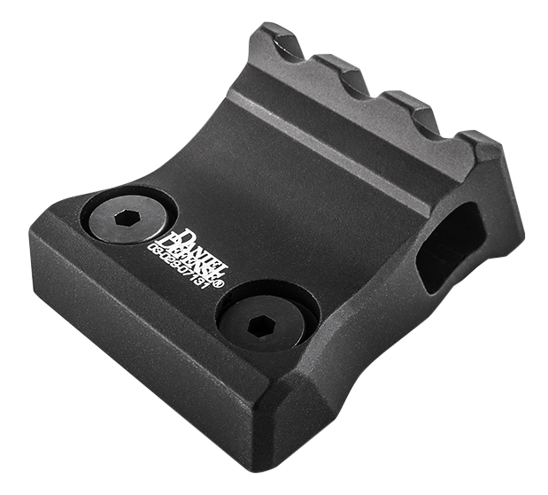 Daniel Defense 02907131 KeyMod Mount For AR-15/M16/M4 Offset Style Black Finish