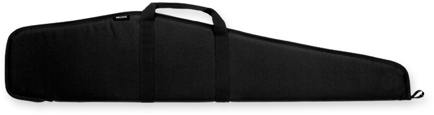 Bulldog BD10044 Pit Bull Rifle Bag Nylon Black 44
