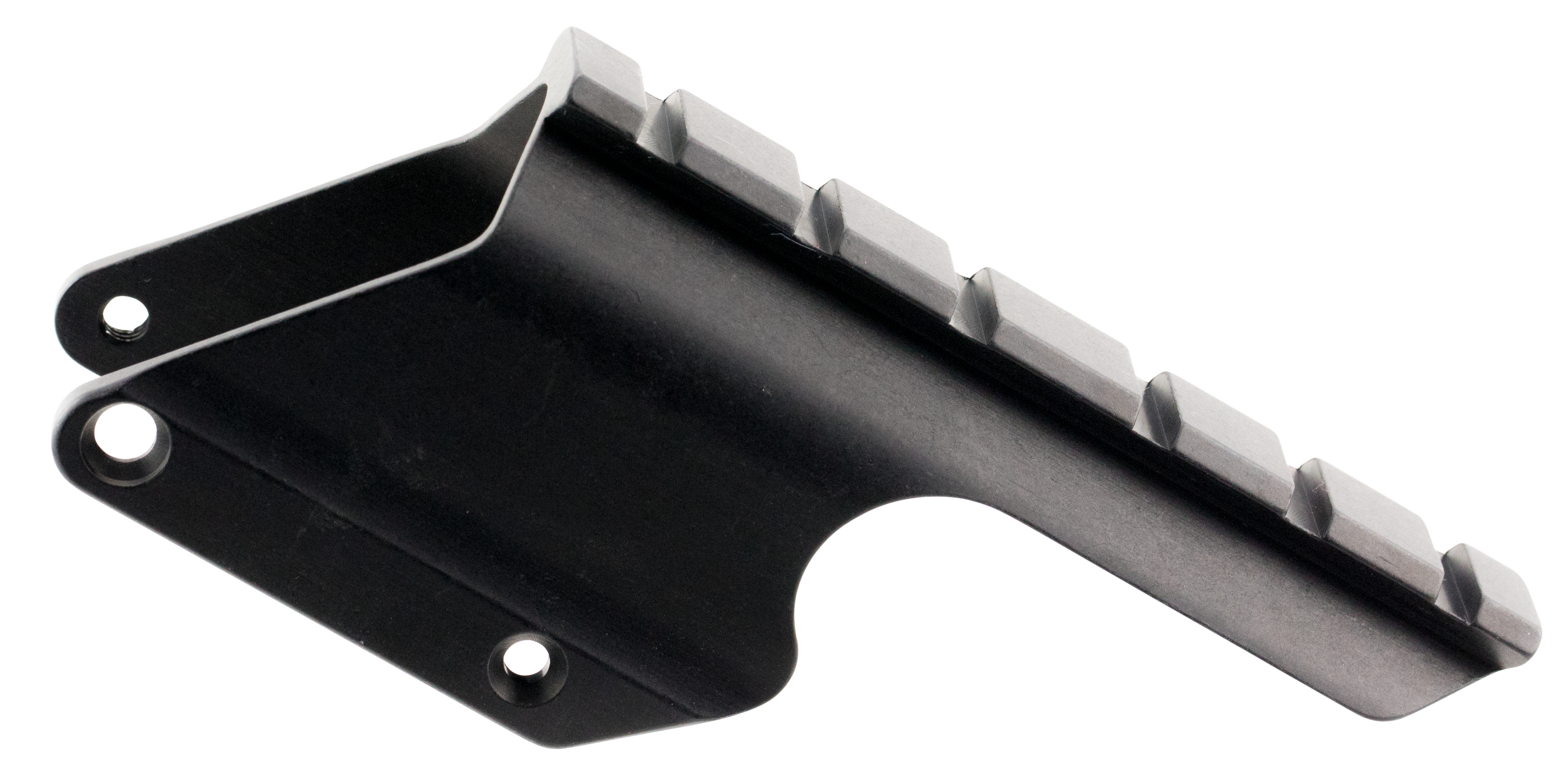 Aimtech ASM2M35 Scope Mount For Remington 870 12 Gauge Dovetail Style Black Hard Coat Anodized Finish 3.5