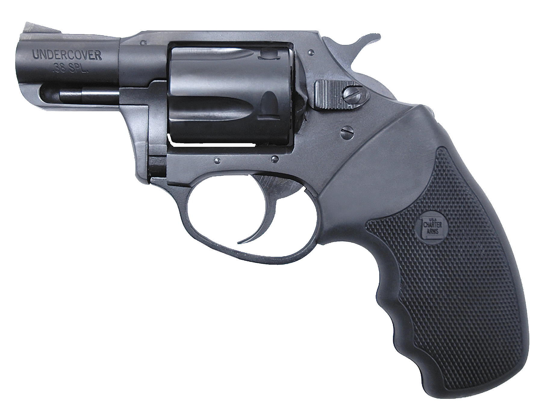 Charter Arms 13820 Undercover Standard Single/Double 38 Special 2
