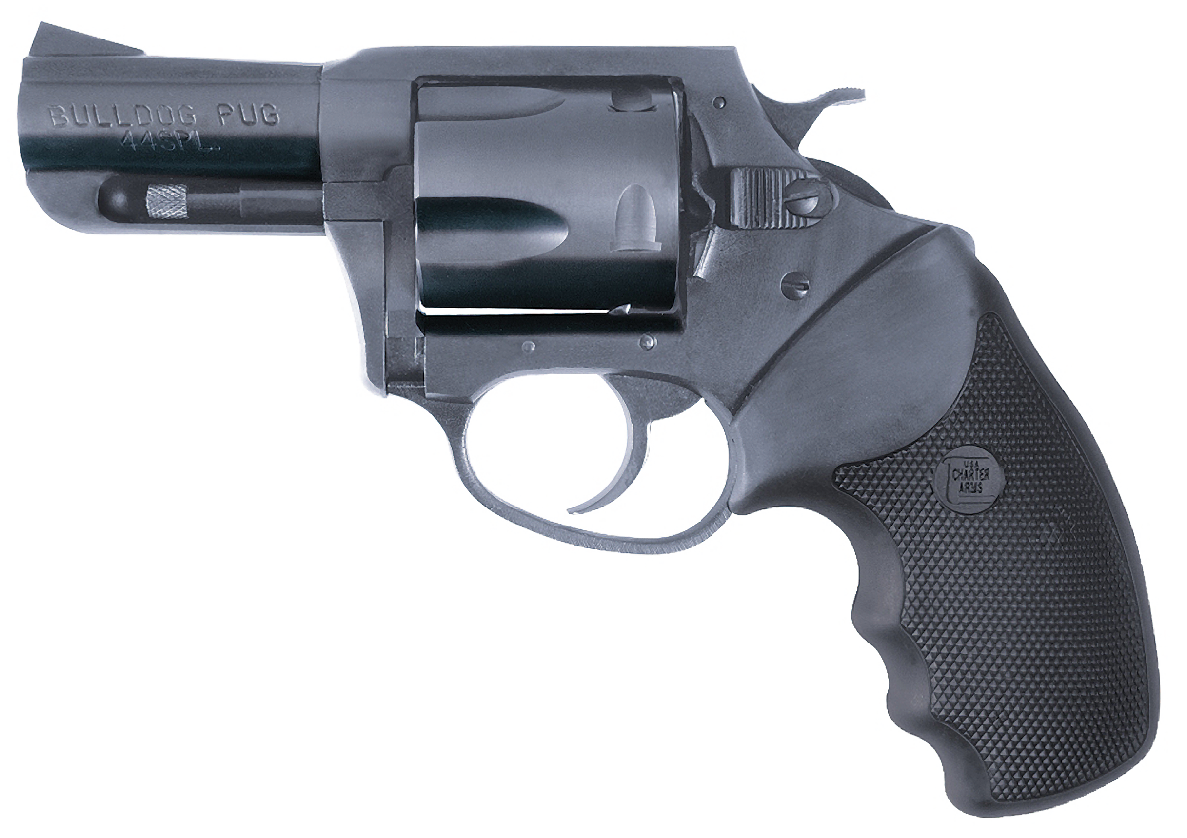 Charter Arms 14420 Bulldog Standard Single/Double 44 Special 2.5