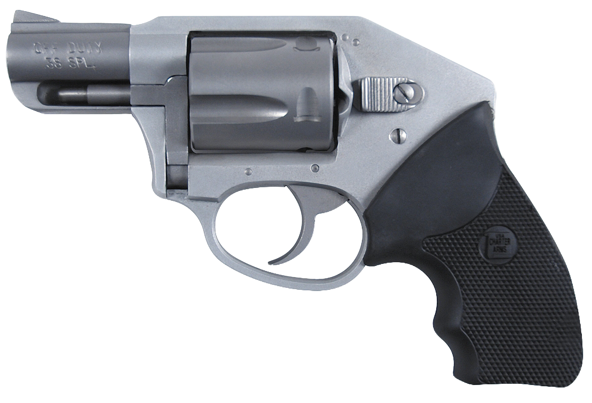 Charter Arms 53811 Undercover Off Duty Double 38 Special 2